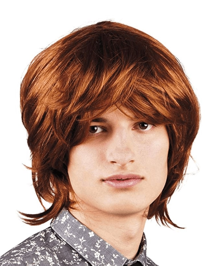 Achat perruque homme rousse - 61% OFF   www.