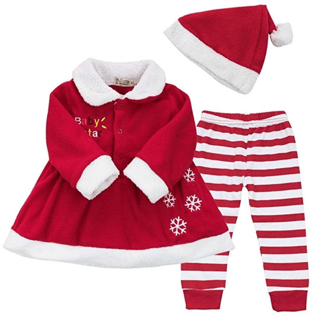 d0a7c36a58e03 Toute Mignonne - Habit de Noël - Vêtement Bébé