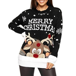 Pull A Capuche Noel Famille Pull No/ël Drole Pull Moche Noel Femme Homme Imprim/é Renne Cerf Chien Chat Kitsch Sweat /À Capuche No/ël Enfant Gar/çon Fille Hoodies Ugly Christmas Sweats Shirt Pull-Over